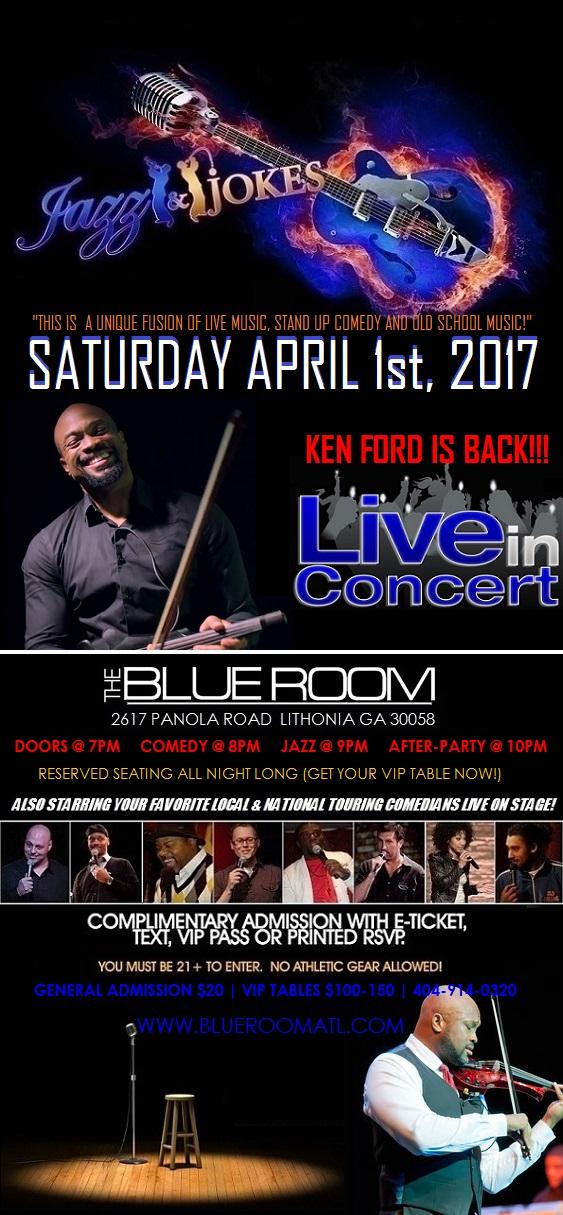 Ken Ford Blue Room