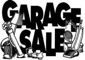 Fundraiser Garage Sale