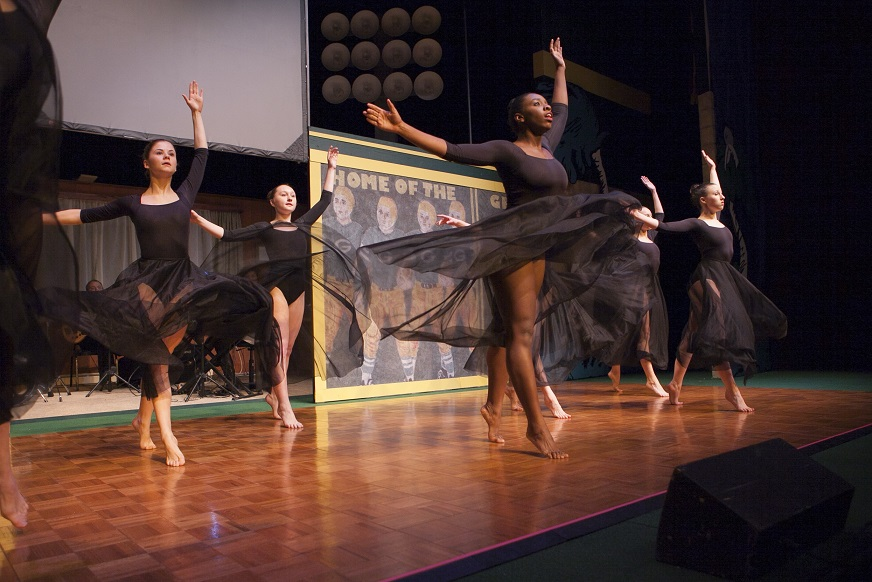 Gwinnett Ballet Theatre performs at Fusion 2014