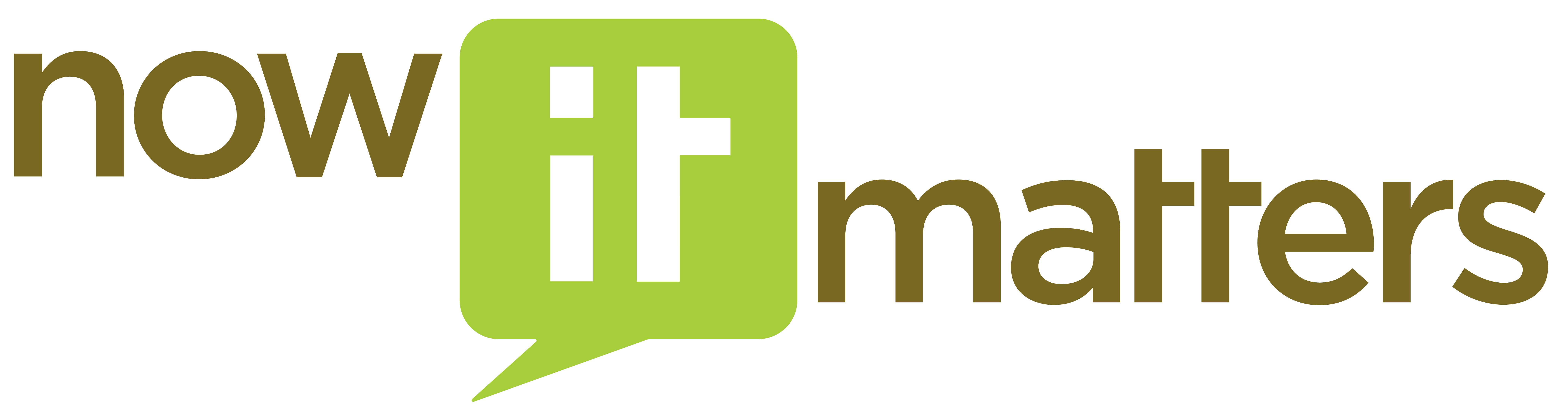 NowITMatters logo