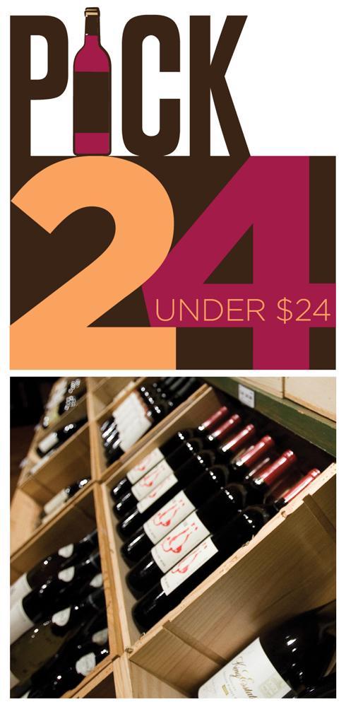 Pick 24 Wine Event
