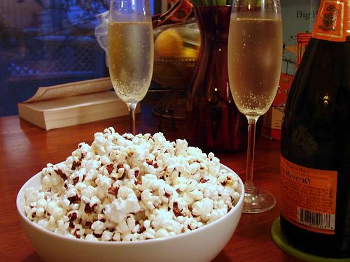 Popcorn & Prosecco