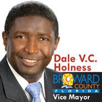photo of Broward County Vice Mayor Dale Holness