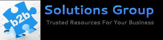 B2BSolutionsGroup – July 2018 Logo