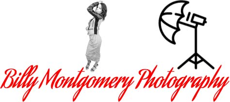 BILLY MONTGOMERY PHOTOGRAPHY LOGO