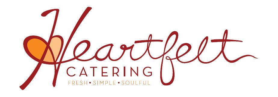 Heartfelt Catering Logo