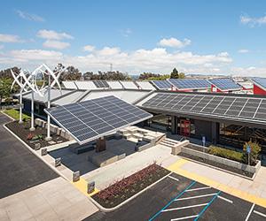 Zero Net Energy Building