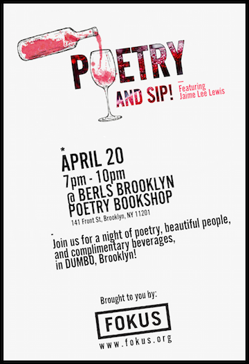 Poetry and Sip