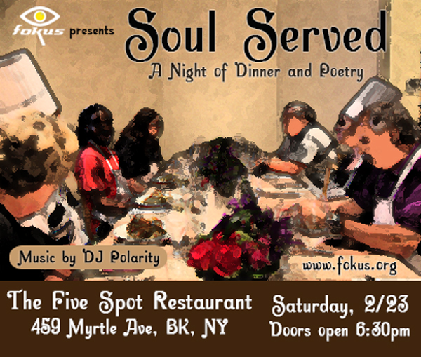 Soul Served Invite