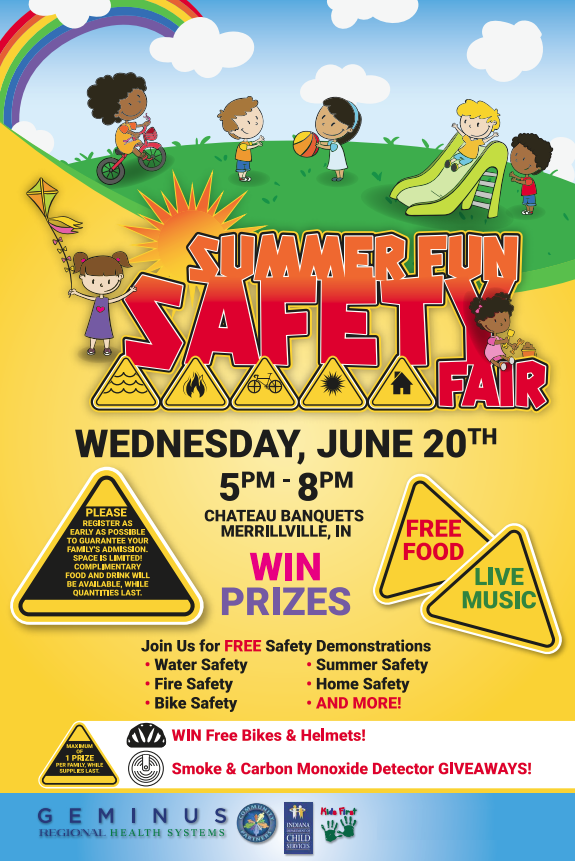 Summer Fun Safety Fair