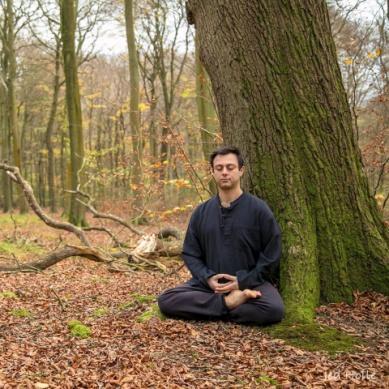 Ignazio Dentici - meditation