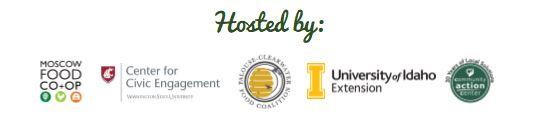 Food Summit 2020 Host Logos