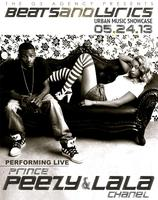 Prince Peezy and LaLa Chanel performing live : May 24