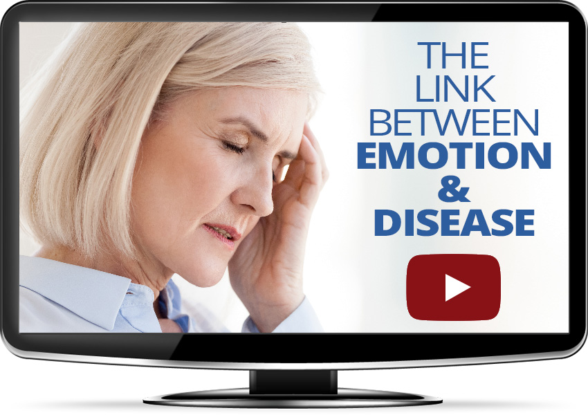 The link between emotion and disease at Maison Beljanski Healthy Tuesdays