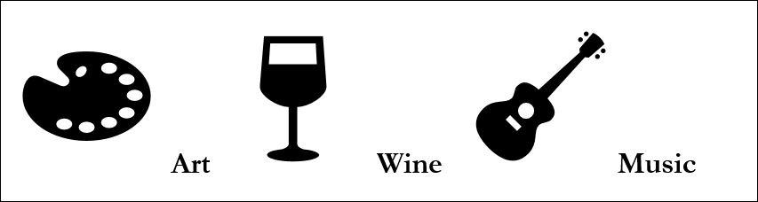 Art Wine and Music