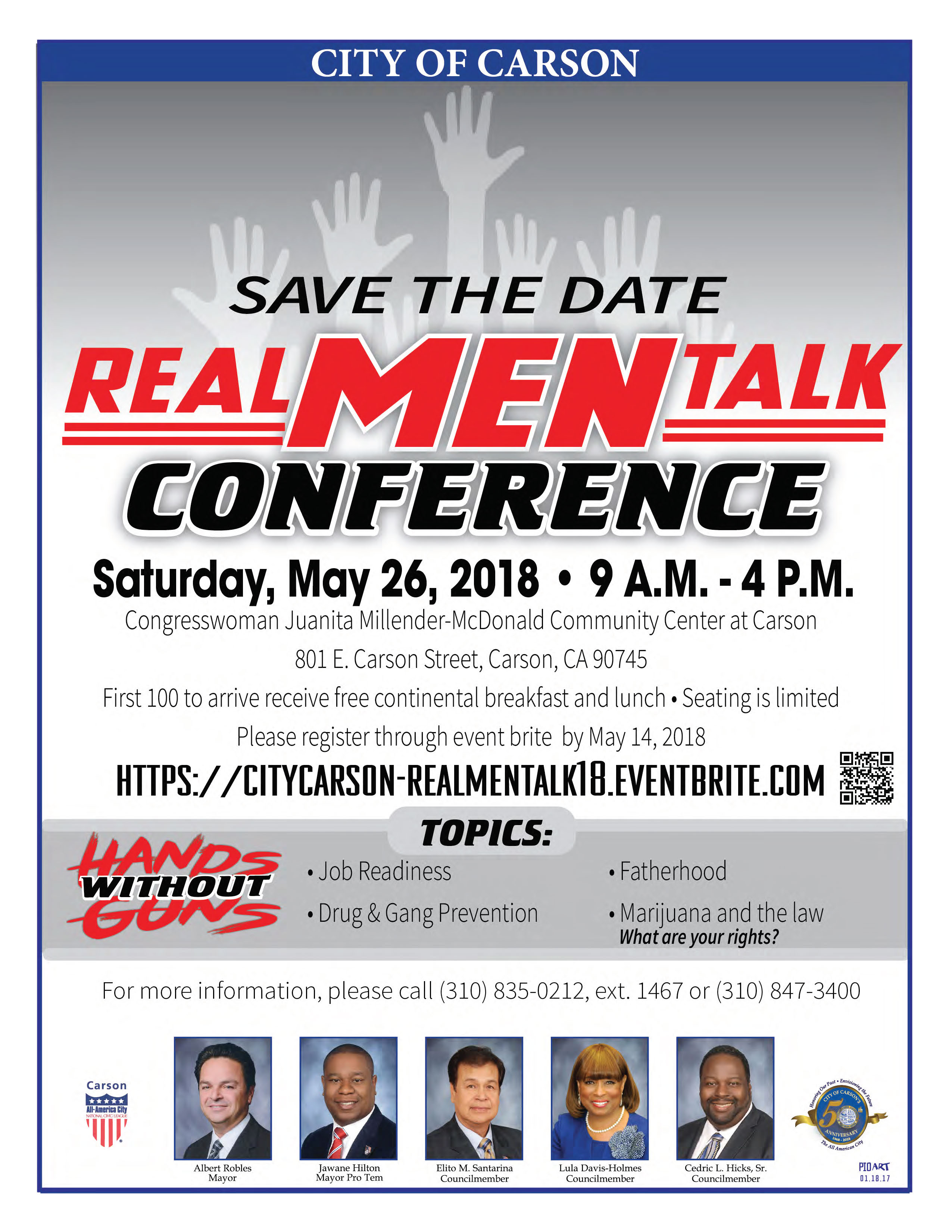 CALLING ALL  YOUNG MEN !  We are going to have a powerful time of communicating as MEN. A time for MEN to speak as MEN freely and openly about real topics. COME BE ENCOURAGED AND INSPIRED !  Lunch will be provided, there will be giveaways, resource fair, a step show and more !!  Register Today for this FREE event!