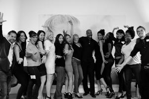 Image Talk Series & Model Bootcamp with CHARLESTON PIERCE...