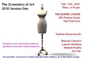 LOVE Soiree: THE ECONOMICS OF ART, 2010 Session One