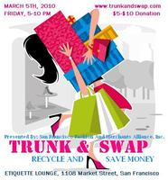 TRUNK & SWAP, Recycle and Save Money
