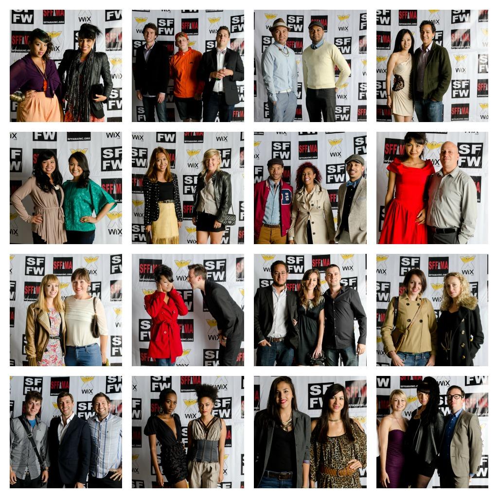 San Francisco Fashion Week 2012 Opening Party