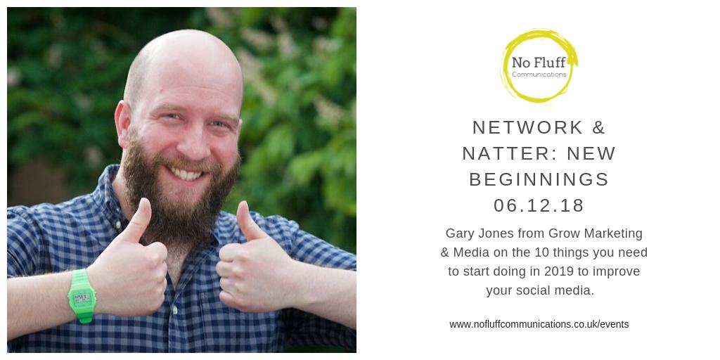 Gary Jones, Grow Marketing & Media