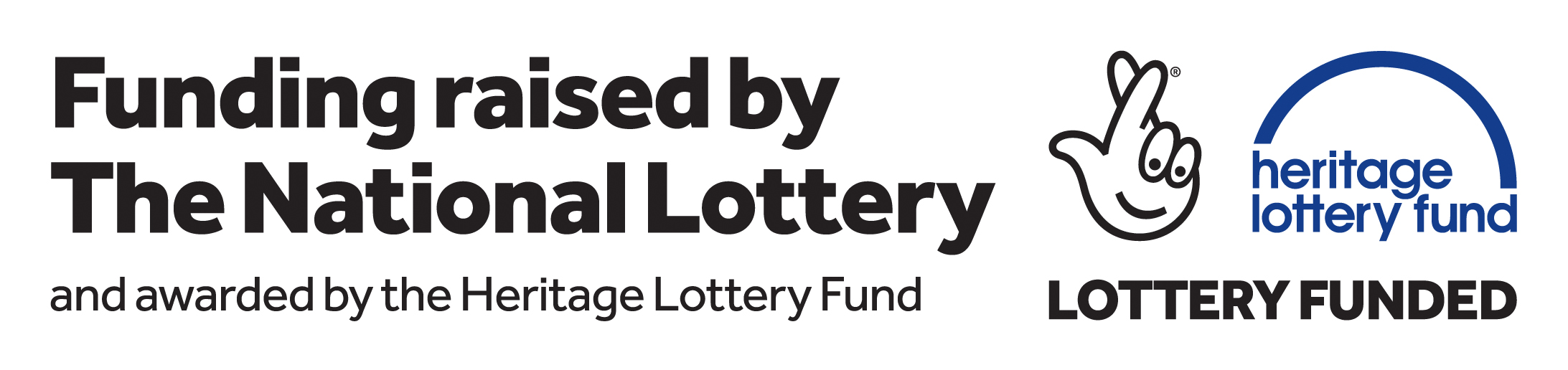 Funded by the Heritage Lottery Fund
