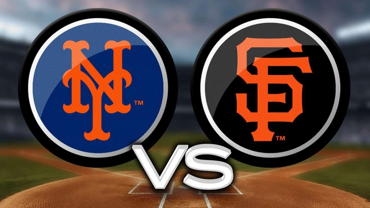 NYM v Giants