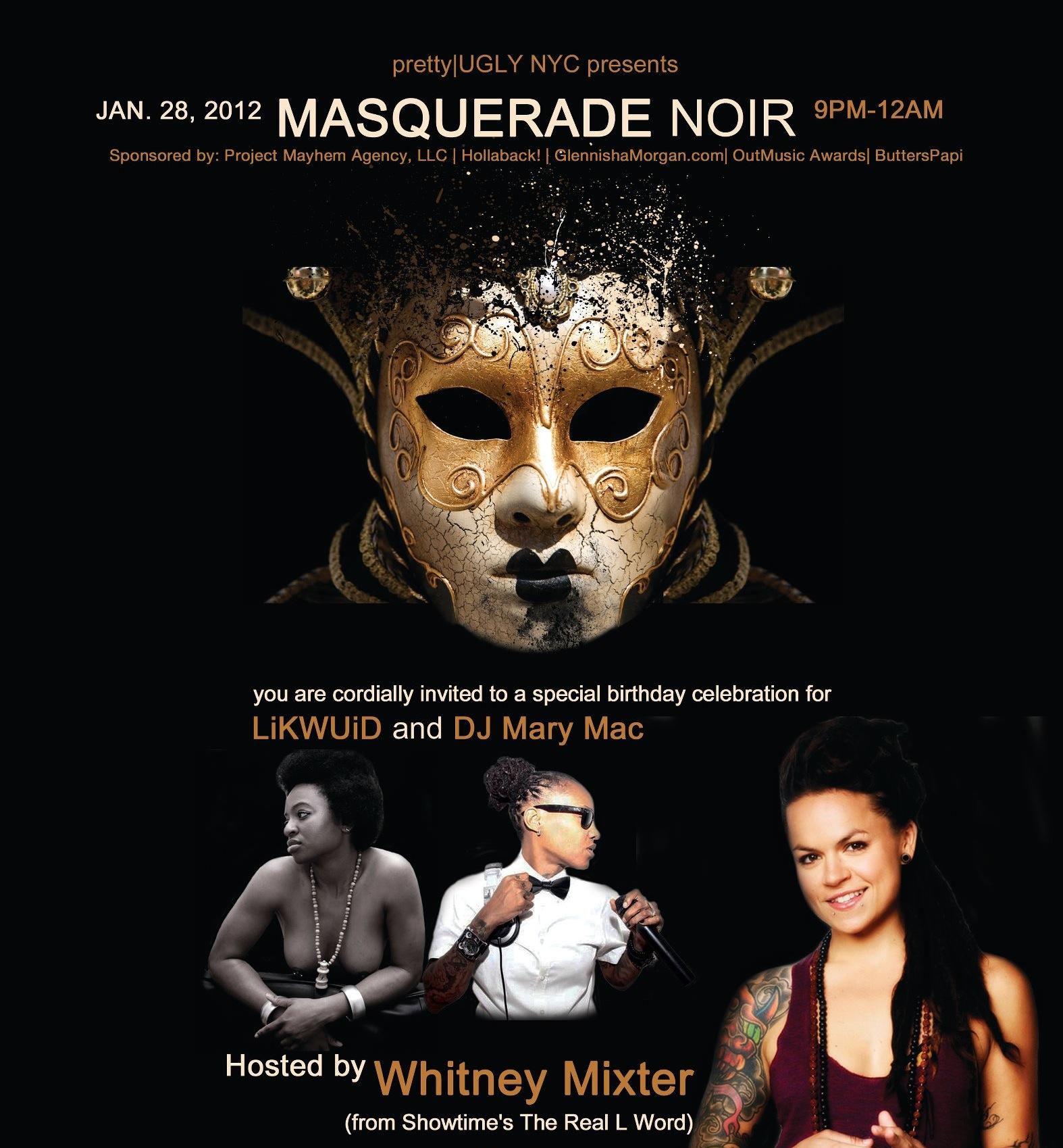 Masquerade Noir