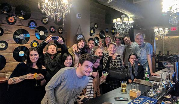 Toronto Bar Crawl