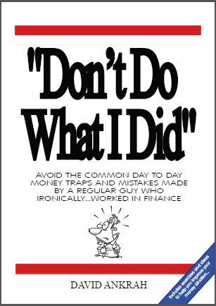 Don't Do What I Did Book Cover