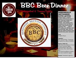 B.B.C. Beer Dinner @ Tommy Doyle's