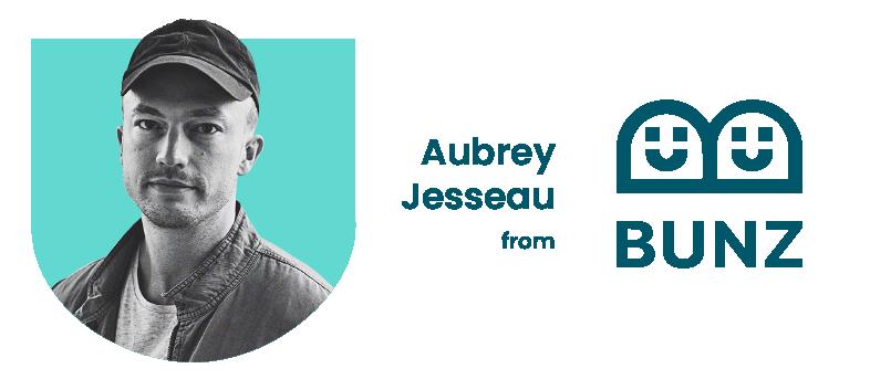 Aubrey Jesseau from Bunz