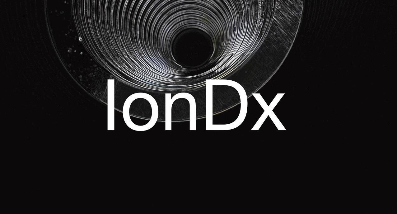 IonDx logo