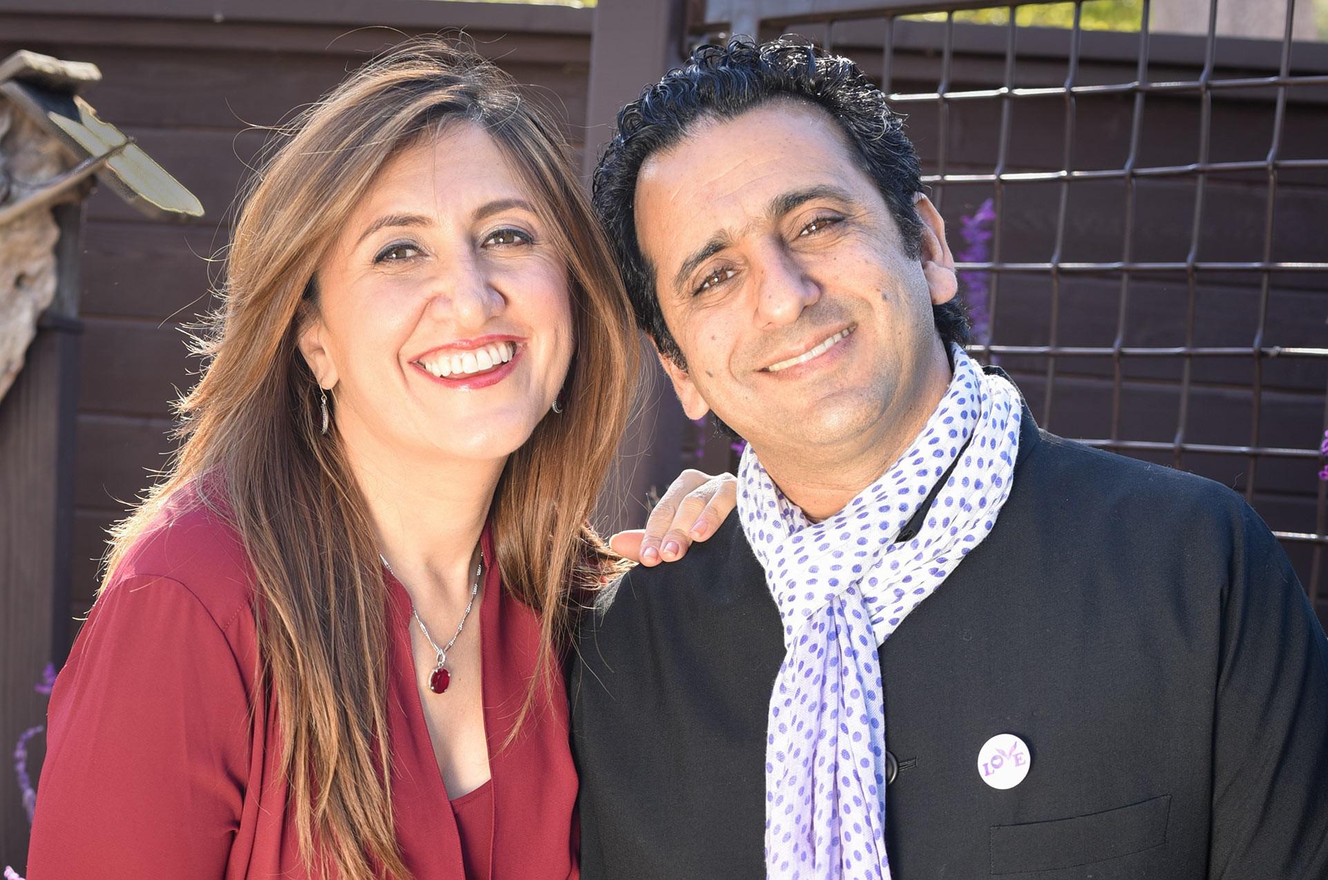 Dr. Sherry Sami & Dr. Habib Sadeghi