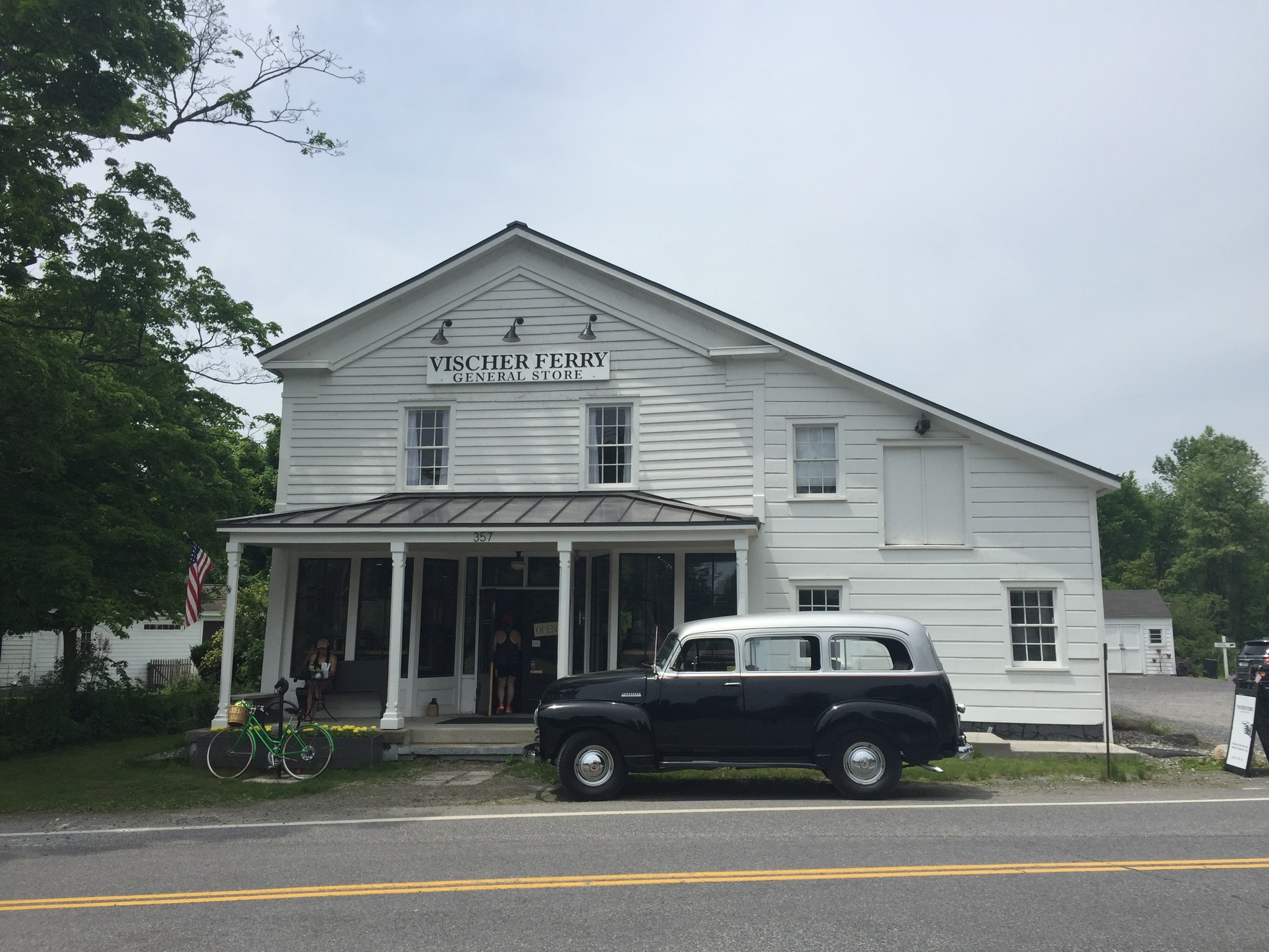 Vischer Ferry General Store