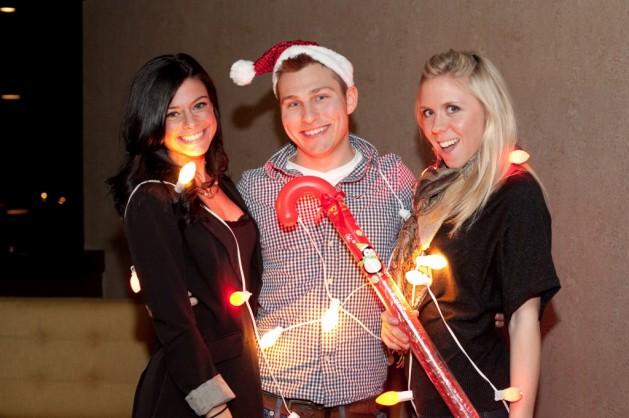 Christmas @Five
