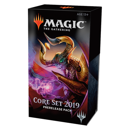 PreRelease Pack