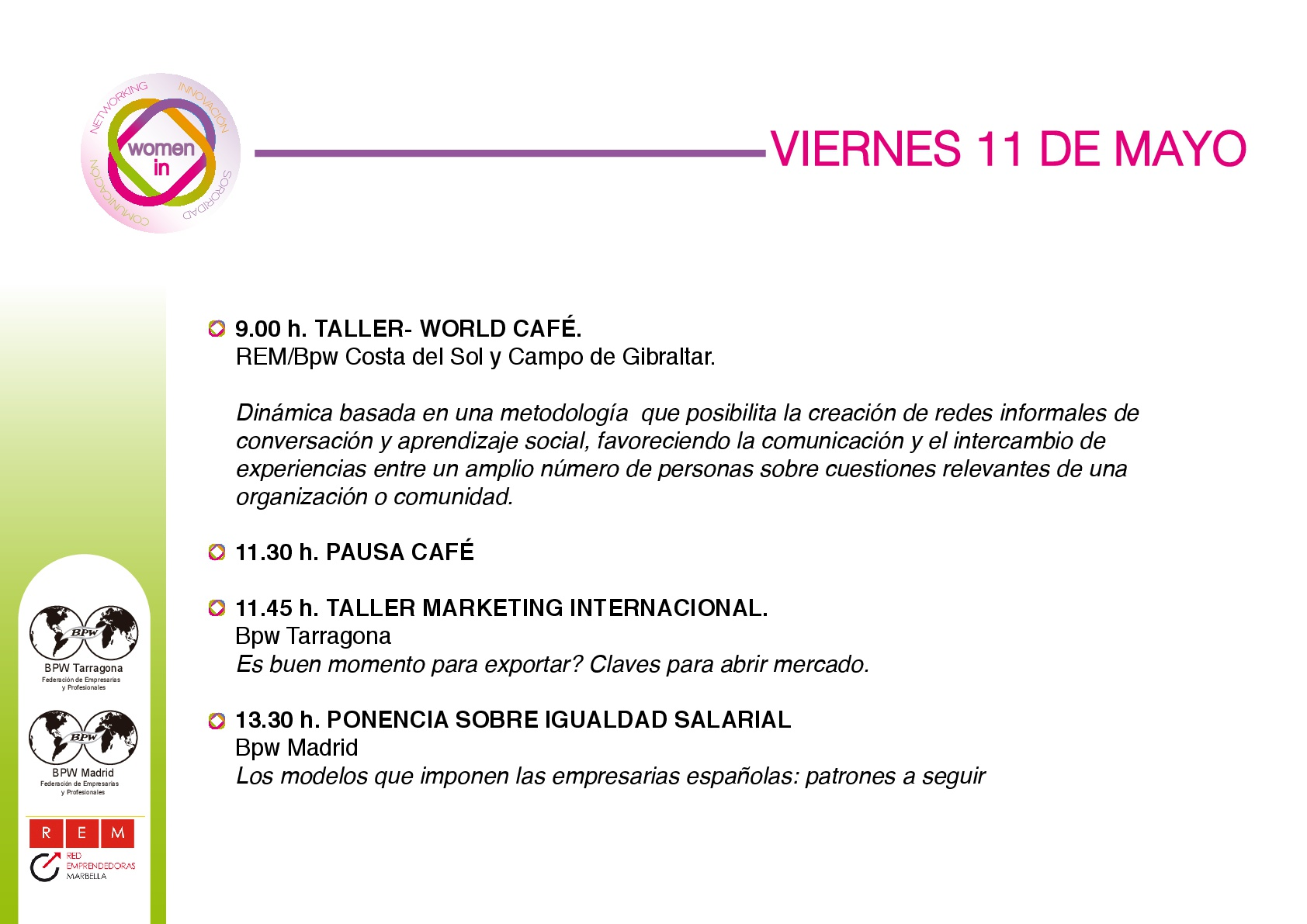 programa oficial fwc 3