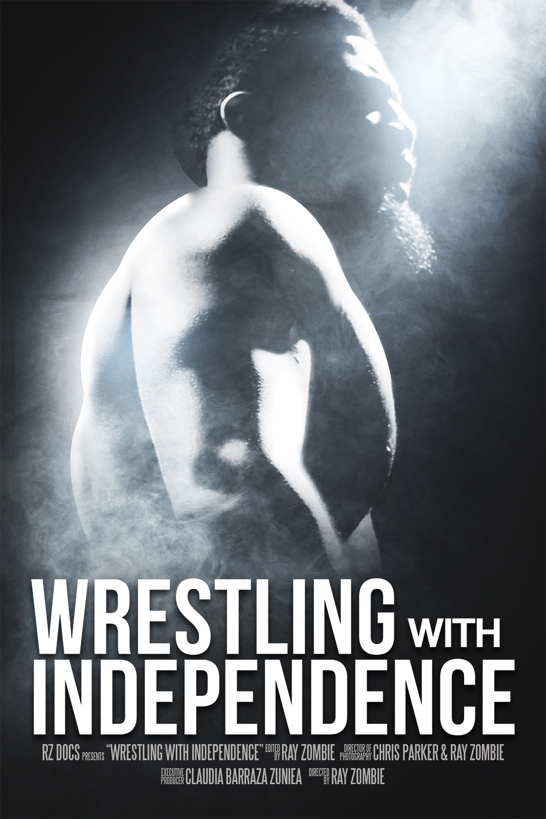 Wrestling with Independence poster