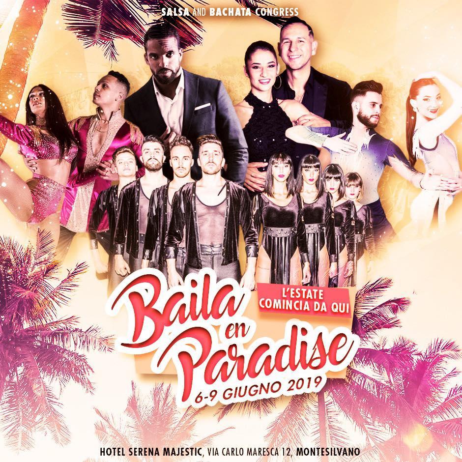 Promo Pack Baila En Paradise