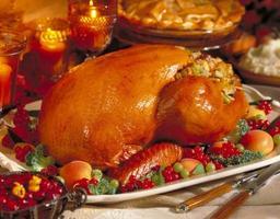 Thanksgiving Basket Brigade Turkey