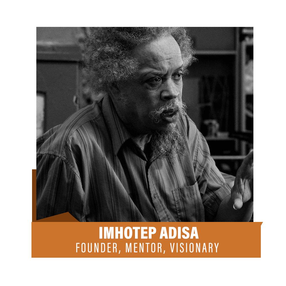 Imhotep Adisa Headshot