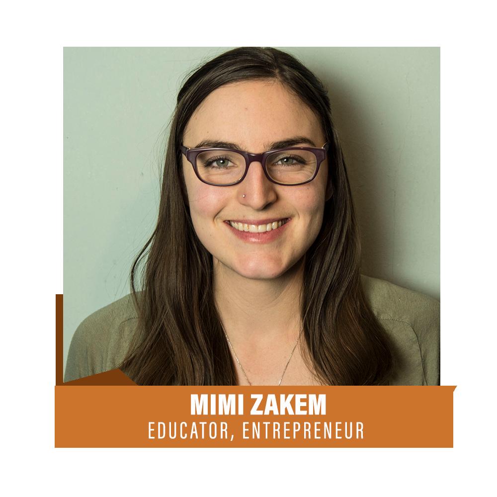 Mimi Zakem Headshot