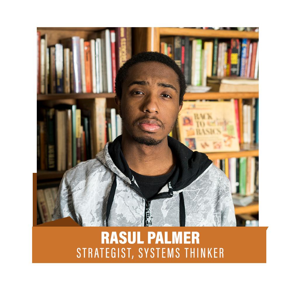 Rasul Palmer Headshot