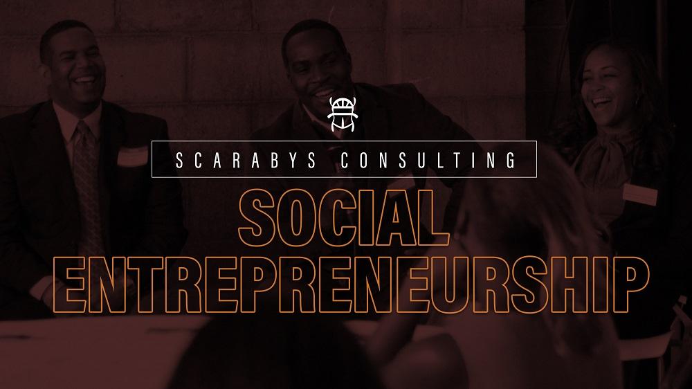 Social Entrepreneurship Banner