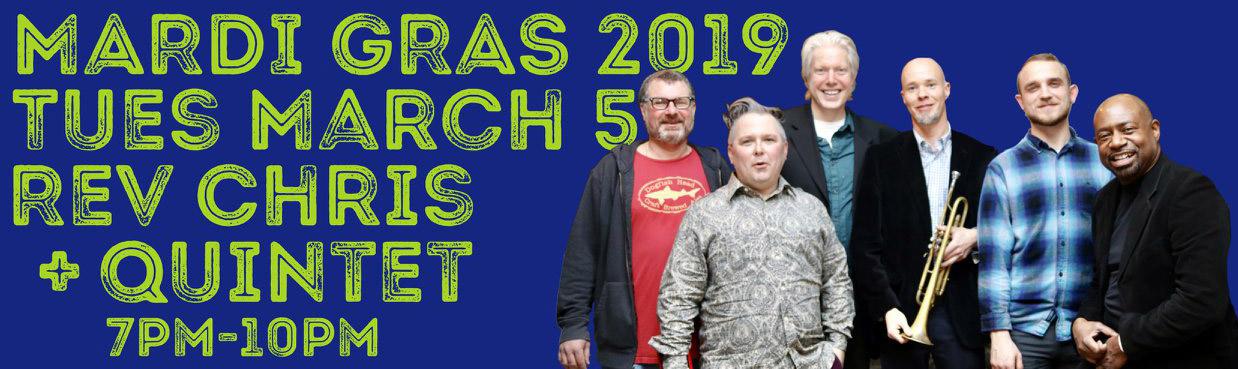 Mardi Gras at Acadia Philadelphia