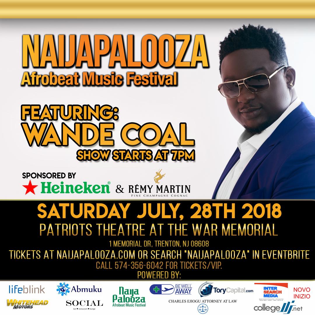 wande coal afrobeat music festival concert photo naijapalooza trenton nj