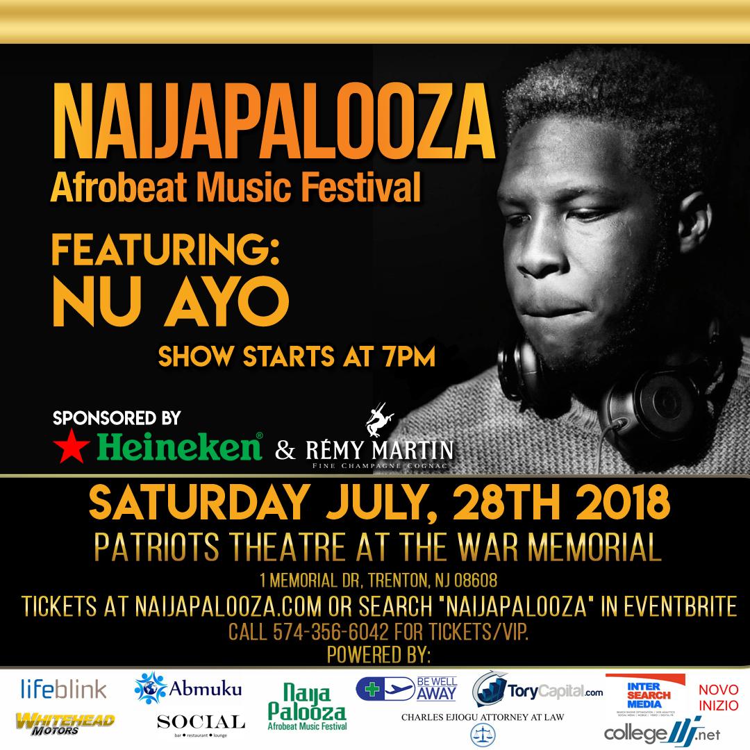 nuayo afrobeat music festival concert photo naijapalooza trenton nj
