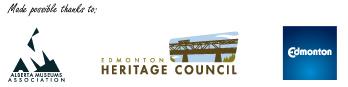 AMA logo, EHC Logo, City of Edmonton Logo