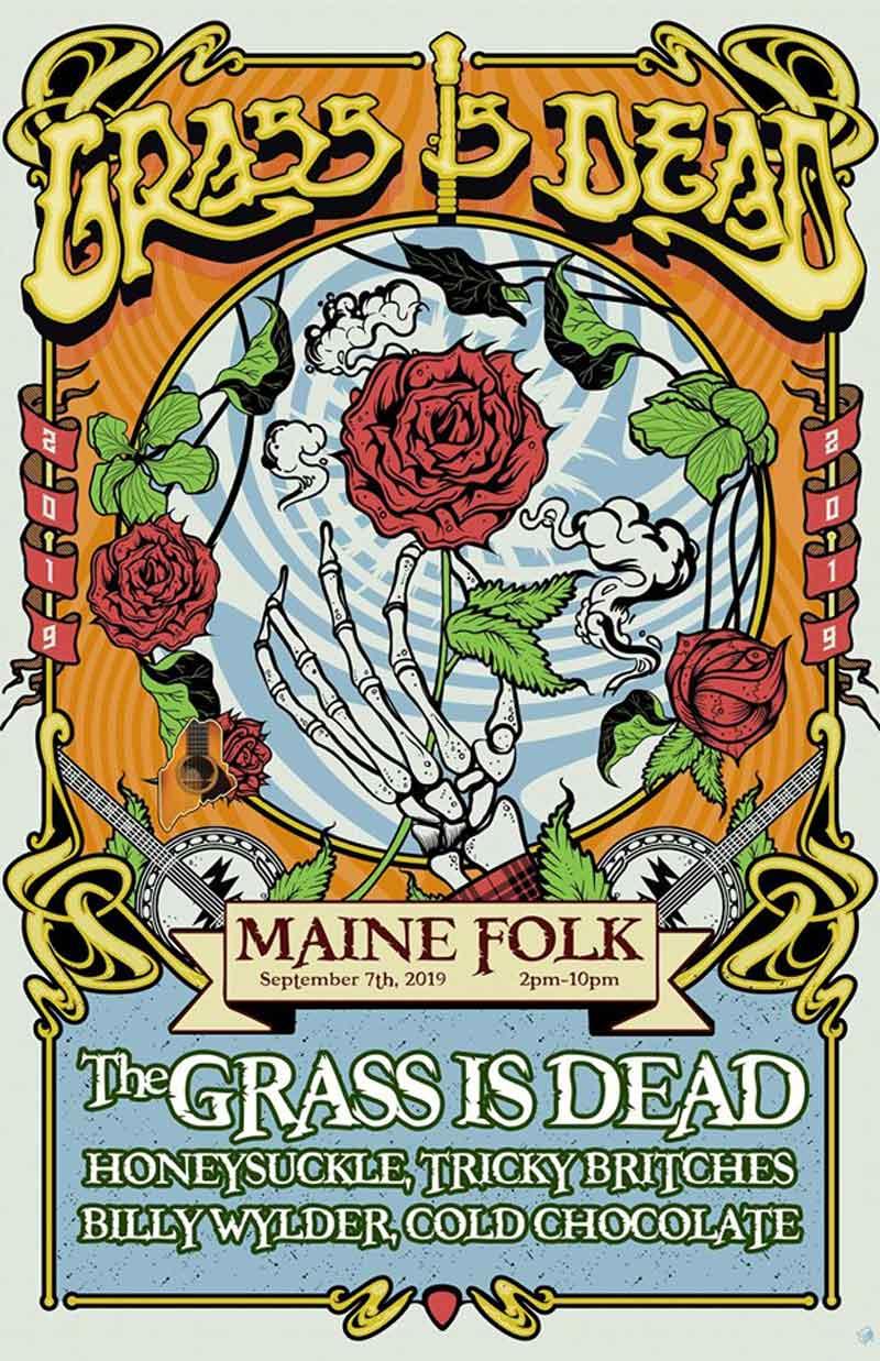 Maine Folk and Bluegrass